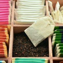 Iš rinkos surenkama pesticidais užterštų arbatžolių partija