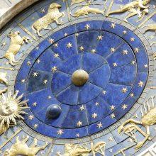 Astrologinė prognozė liepos 9-15 d.