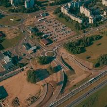 Sumažės spūsčių – greitai bus atidarytas naujas išvažiavimas į autostradą