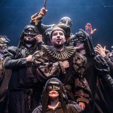 """""""Keistuolių teatro"""" spektaklyje – itališka prabanga ir mistiškos istorijos"""