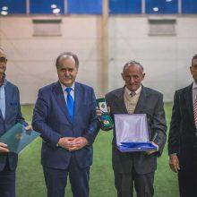Valstybės atkūrimui skirtame veteranų turnyre – Alytaus ir Kauno komandų triumfas
