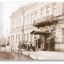 Kauniečiai ir miesto svečiai kviečiami į ekskursijas po Komendanto rūmus