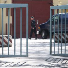 Kaliningrado gyventoja kaltinama valstybės išdavimu