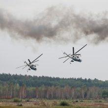 Kongo Demokratinėje Respublikoje per sraigtasparnių katastrofą žuvo du rusų pilotai