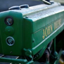 Išplėšus dviejų traktorių navigacines sistemas nuostolis – 18 tūkst. eurų