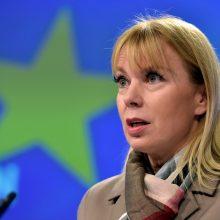 ES skirs 500 mln. eurų gynybos projektams