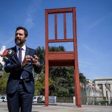 Katalonijos parlamento pirmininkas nepritaria naujiems rinkimams