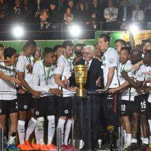"""Sensacija – Frankfurto """"Eintracht"""" nugalėjo """"Bayern"""" ir iškovojo Vokietijos taurę"""