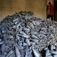 Sirija: po Rusijos vilkinimo – inspektoriai Dumoje