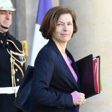 """Prancūzija abejoja, ar JAV palaikymas NATO bus """"amžinas"""""""