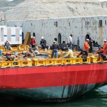 Argentinos vadovas M. Macri nurodė išsiaiškinti tiesą apie dingusį povandeninį laivą