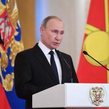 Rusija sugriežtino bausmes už nusikaltimus, susijusius su terorizmu