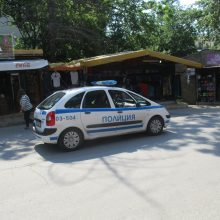 Bulgarijoje per specialiųjų tarnybų operaciją sulaikyti 43 žmonės