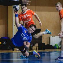 Lietuvos rankinio lyga pradeda naują sezoną