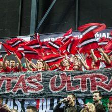 """""""Lietuvos ryto"""" tikslas rungtynėse su ALBA – pasiekti lankomumo rekordą"""