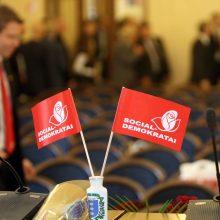 Socialdemokratų partijos komunikacijai vadovaus J. Argustas