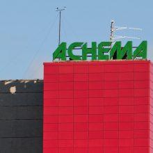 """""""Achemos grupei"""" vadovauja buvęs Generalinės prokuratūros kacleris"""