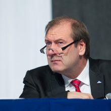 V. Uspaskichas: grįžtu į aktyvią politiką paskutinį kartą