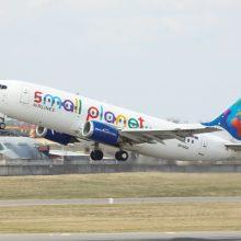"""Small Planet Airlines"" iškelta bankroto byla"