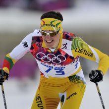Biatlonininkas V. Strolia apie Pjongčango olimpiadą: nenoriu būti tik dalyviu