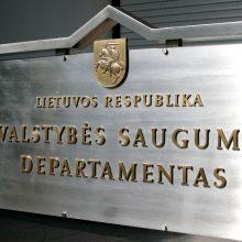 """VSD kreipėsi į prokuratūrą """"dėl neteisėtai paviešintos žvalgybos informacijos"""""""