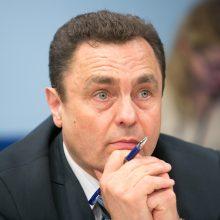 P. Gražulis siūlo Lietuvos bankui litus saugoti iki 2019-ųjų