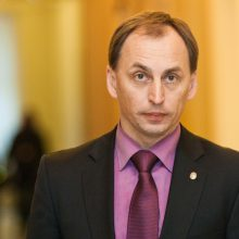 Teisingumo ministro komandoje – buvęs VPT vadovas Ž. Plytnikas