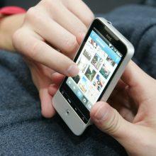 Prancūzijos parlamentas uždraudė išmaniuosius telefonus mokyklose
