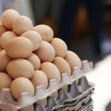 Pesticidu užterštų kiaušinių skandalo tyrimas palietė ir Lietuvą