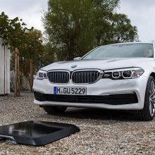 BMW pristatė daug patogumo suteikiančią įrangą