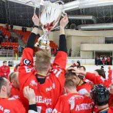 Lietuvos ledo ritulio čempionate dalyvaus 7 komandos