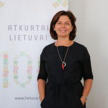 Konkursą į kultūros atašė pareigas Ukrainoje laimėjo I. Kniurienė