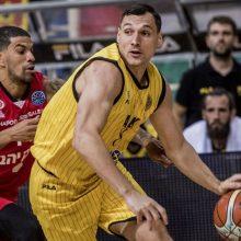 Dėl FIBA rengiamo turnyro taurės kovos ir J. Mačiulis