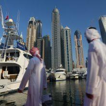 Dubajuje – skraidanti jachta