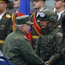 Borisovo gyventoja: baisiau nei dabar pas mus būti negali