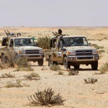 Egiptas: per antskrydžius nukautas vienas labiausiai ieškomų džihadistų