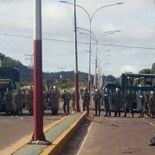 Per kalinių maištą Venesueloje žuvo 11 žmonių, dar 28 – sužeisti