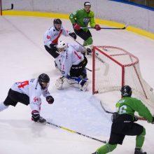 """""""Kaunas Hockey"""" pripažino čempione tapusios """"Energijos"""" pranašumą"""