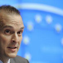 JAV antidopingo agentūros vadovas smerkia sprendimą atšaukti Rusijos suspendavimą