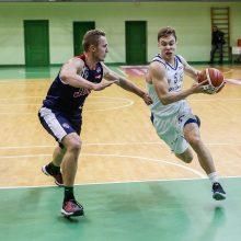 Krepšinio mėgėjai karūnavo stipriausius