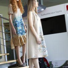 """""""Kūrybos podiumo"""" vasaros kolekcijų pristatyme – kūrėjų debiutai ir žymūs svečiai"""