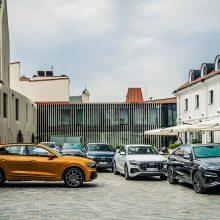 "Naujasis ""Audi Q8"" – gaivus vėjo gūsis kelionėms"
