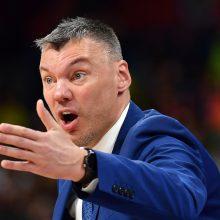 """Mažasis Eurolygos finalas: """"Žalgiris"""" nukovė CSKA krepšininkus"""