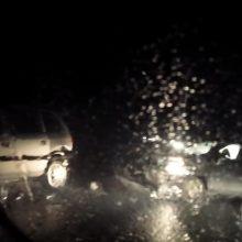Ketvirtadienio rytą Klaipėdos apskrityje – 9 avarijos
