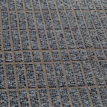 """Svaiginantys vaizdai: atšauktų """"Volkswagen"""" automobilių kapinės dykumoje"""