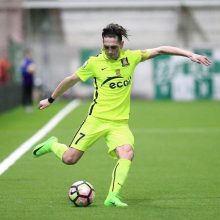 Futbolininkas D. Česnauskis oficialiai baigia karjerą