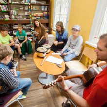 Vilnius vaikų vasaros stovykloms skiria 130 tūkst. eurų