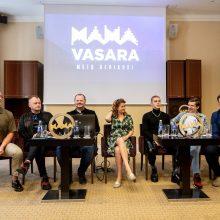"""Įspūdingą skaičių atlikėjų suburs naujas festivalis """"M.A.M.A. vasara"""""""