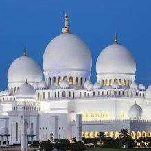 Pamirškite naftą – Jungtinių Arabų Emyratų vizitine kortele tampa viešbučiai