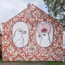 """Festivalis """"Nykoka"""" keičia požiūrį į gatvės meną"""